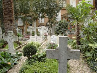 teutonic cemetery