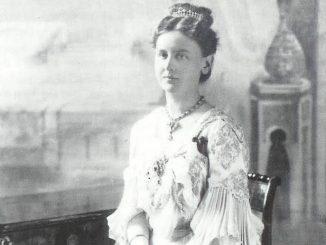 wilhelmina 1903