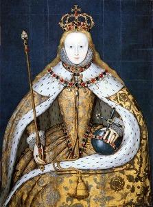 elizabeth i coronation