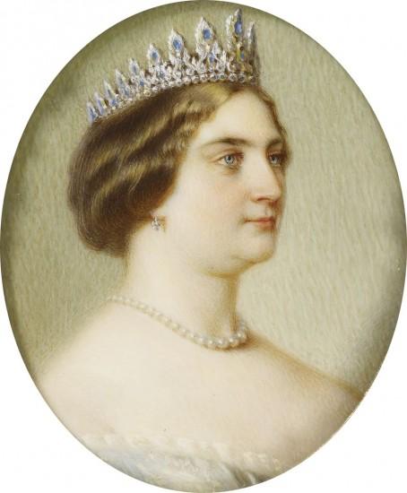 Princess_Augusta,_Grand_Duchess_of_Mecklenburg-Strelitz_in_1861_by_Anton_Hähnisch