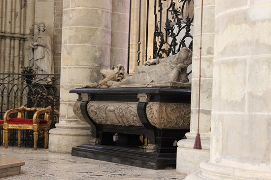 Tomb of Albert, Archduke of Austria and Isabella Clara Eugenia of Spain
