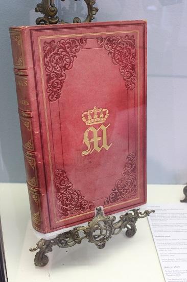 Ledger kept by Johannes van Rossum