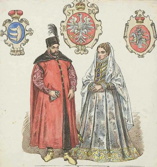 Stephen Báthory and Anna Jagiellon