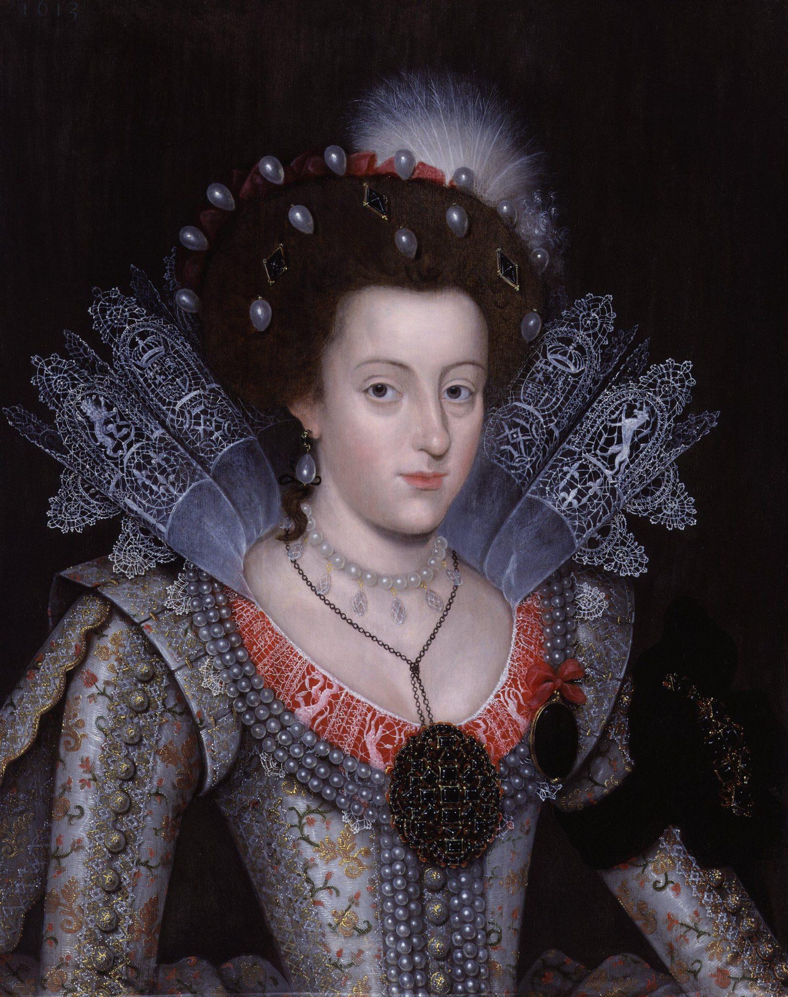 Elizabeth Stuart The Winter Queen History Of Royal Women
