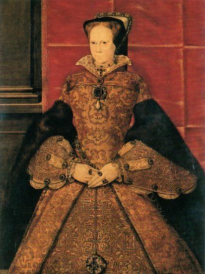 1555-1558 by Hans Eworth