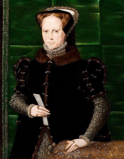 1556-1558 by Hans Eworth