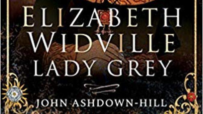 elizabeth widville