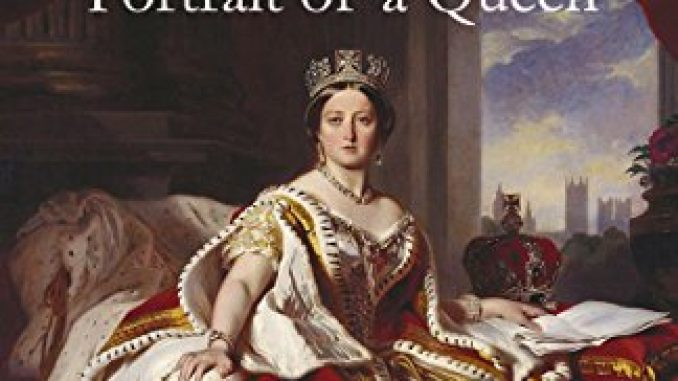 victoria portrait queen