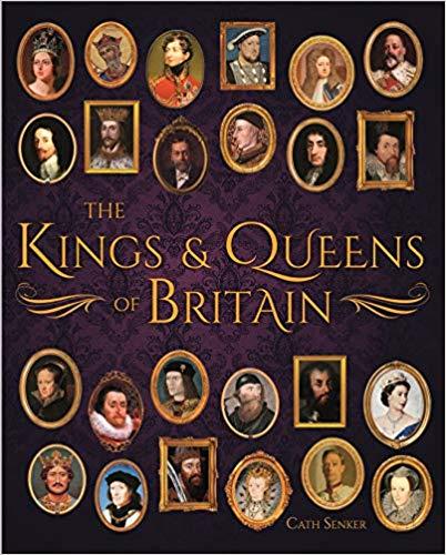 kings queen great britain