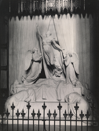 charlotte wales monument