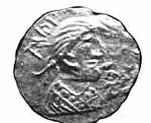 Coin of Eadbald of Kent