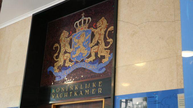 baarn koninklijke wachtkamer