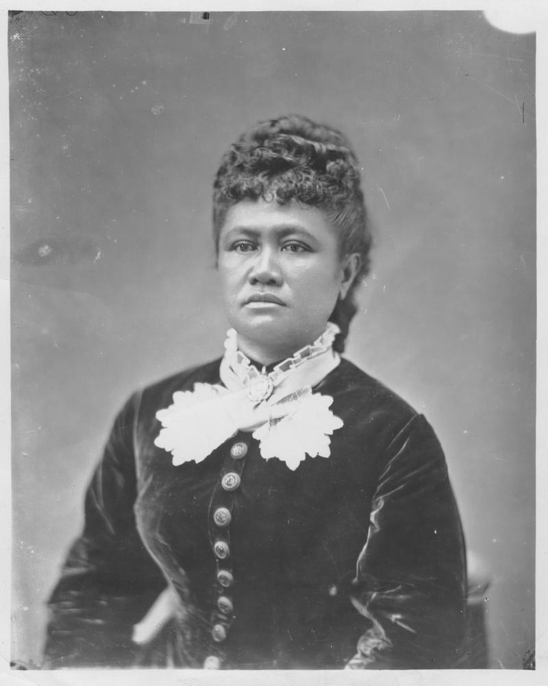 Virginia Kapoʻoloku Poʻomaikelani – The Queen's Sister