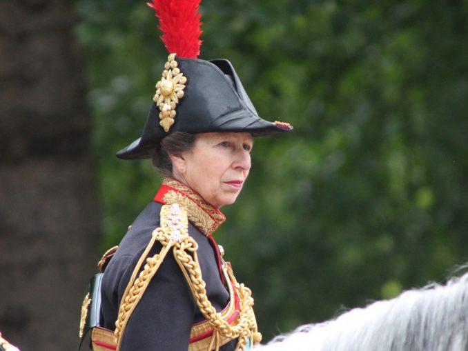 anne princess royal