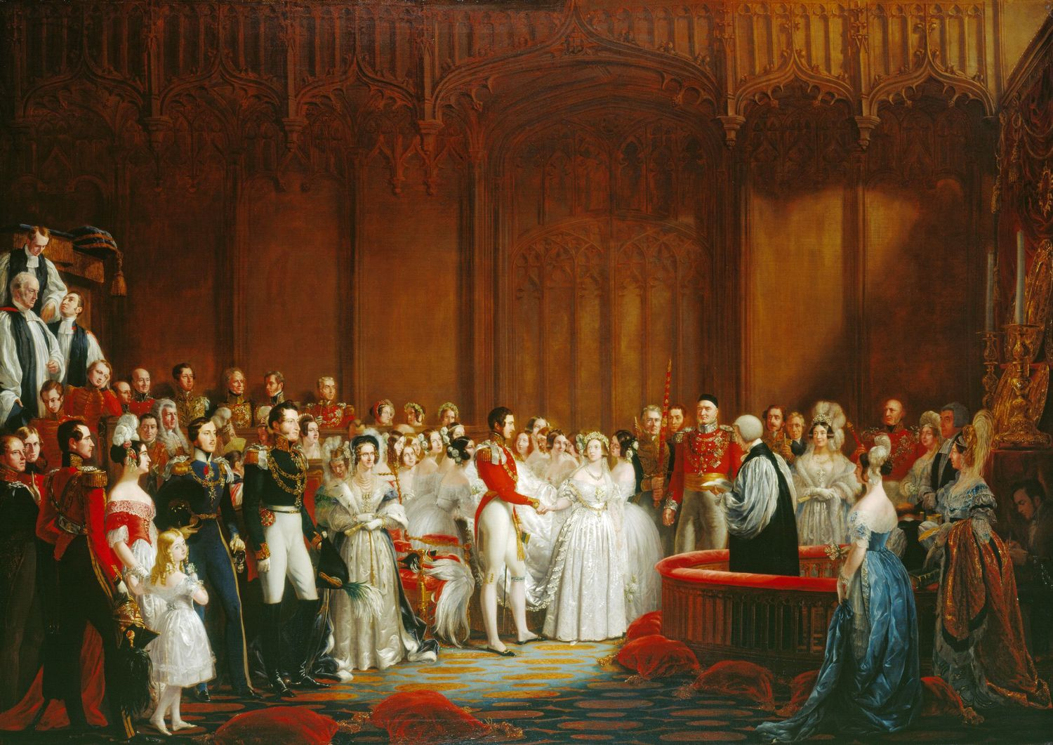 Slice Of Queen Victoria S Wedding Cake Sold At Auction History Of