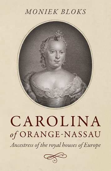 carolina of orange nassau