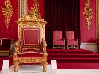 victoria throne