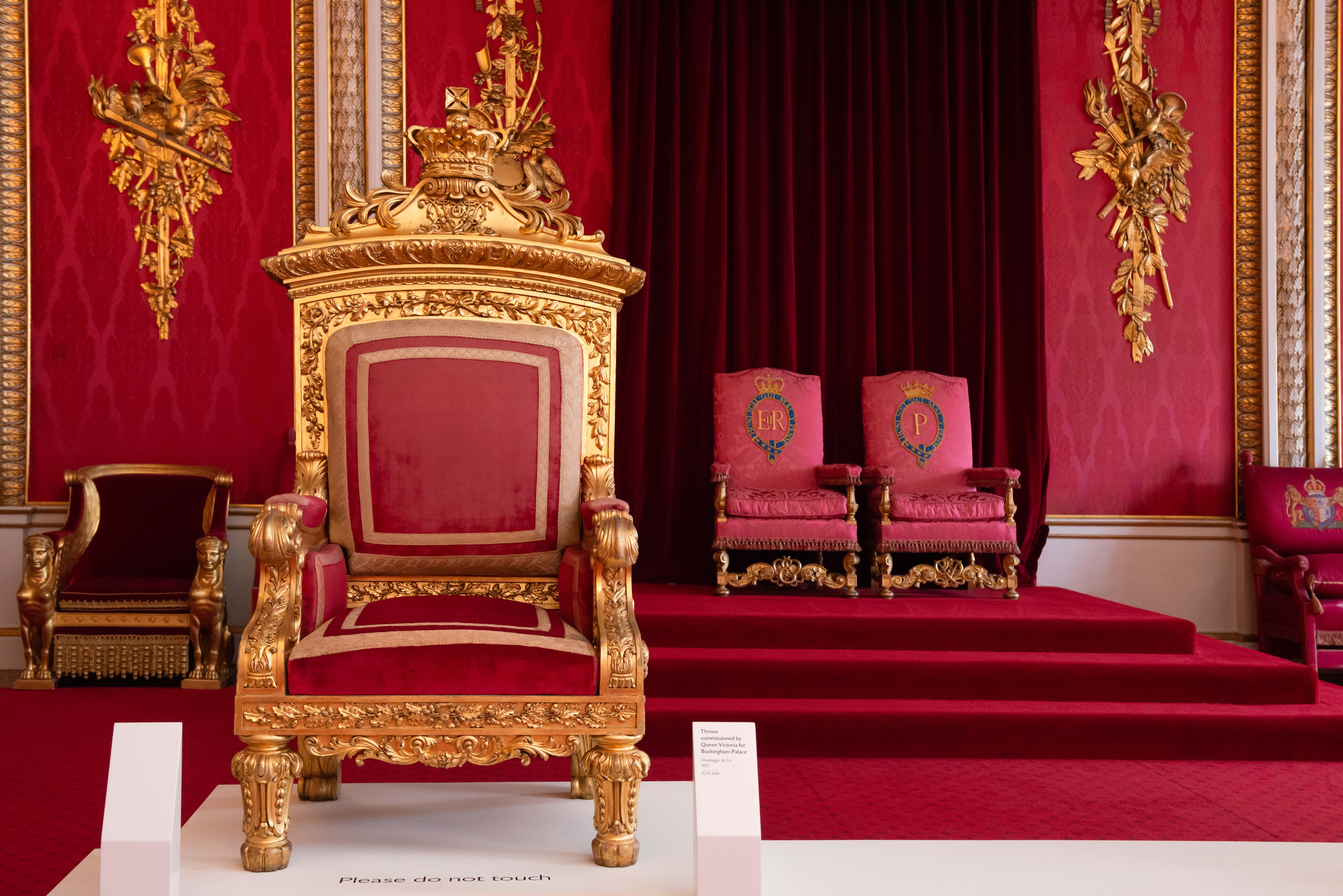 inside buckingham palace documentary - HD1920×1281